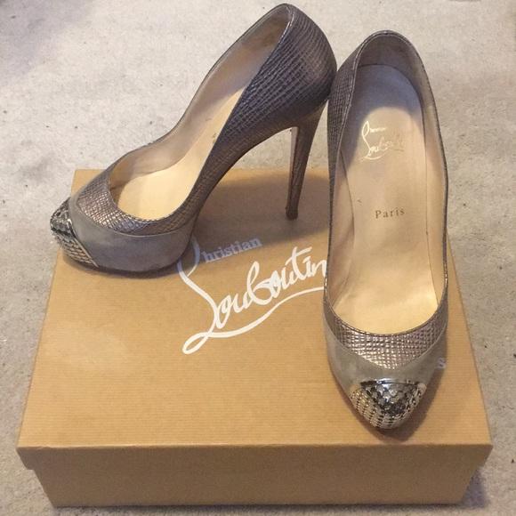 ad5fd6c6e59 Christian Louboutin Shoes - 💯Authentic Christian Louboutins